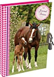 Polymark - POL0072 - Fourniture Scolaire - Cheval - Journal Intime