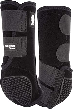 Classic Equine Boots Flexion Support Hind Abrasive Resistant FCLS202