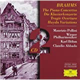Brahms: Piano Concertos; Variations on a Theme of Haydn; Tragic Overture
