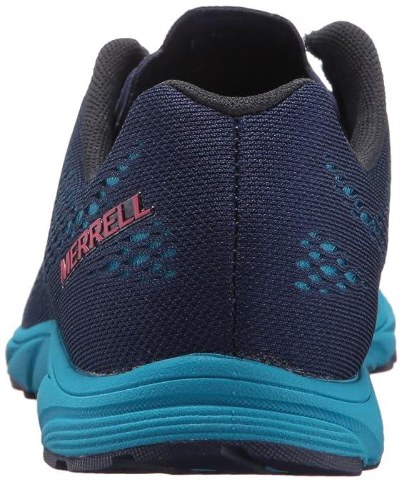 Chaussures E Mesh, Riveter Merrell Dye) (Tie de Violet EU 38