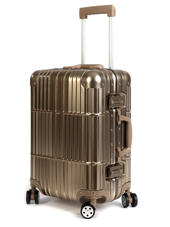 Cloud 9 – All Aluminum Luxury Hard Case 20 Carry-On Luggage