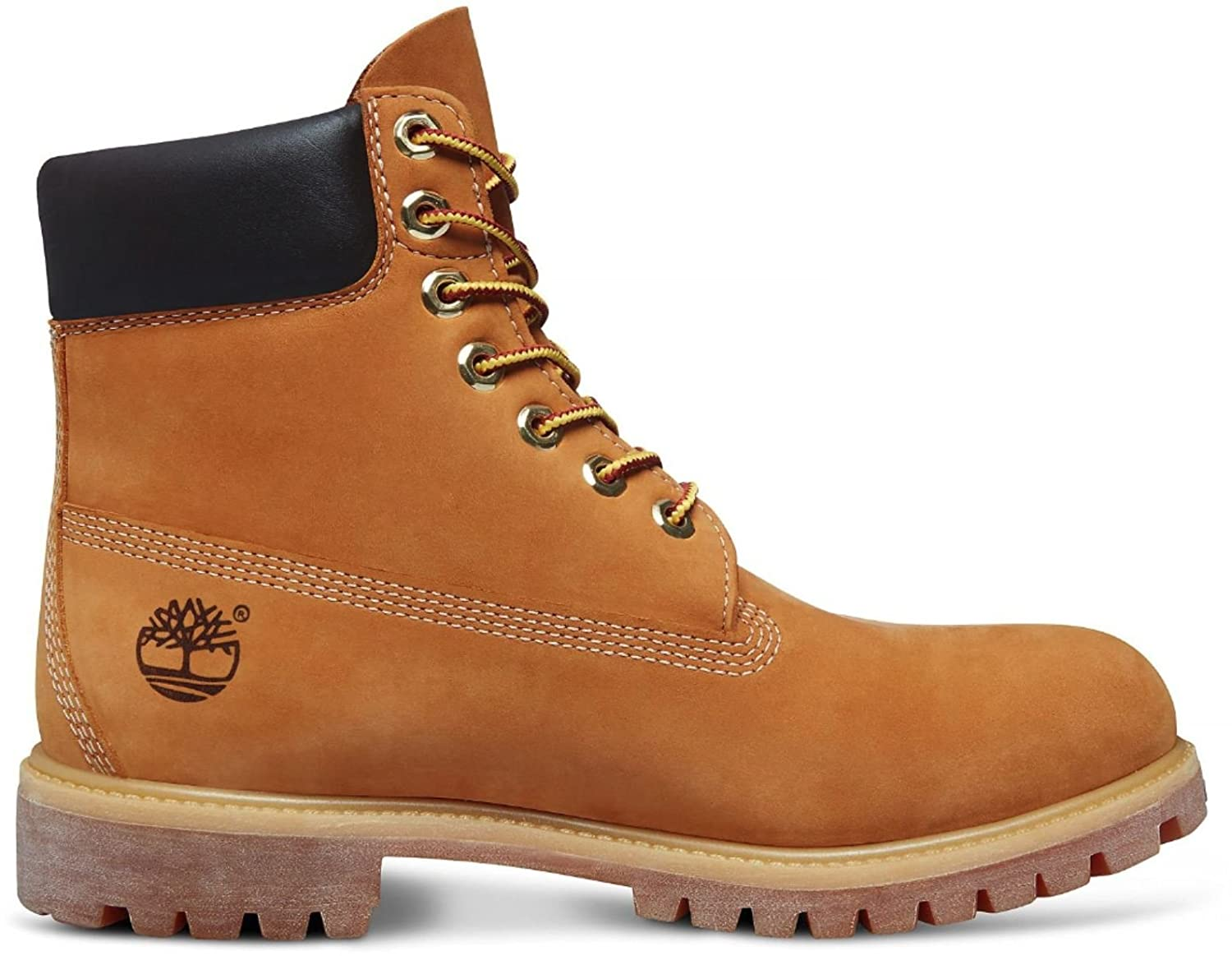 25e474ea20f Timberland 10061 Mens 6 Inch Premium Waterproof Boots: Amazon.co.uk: Shoes  & Bags
