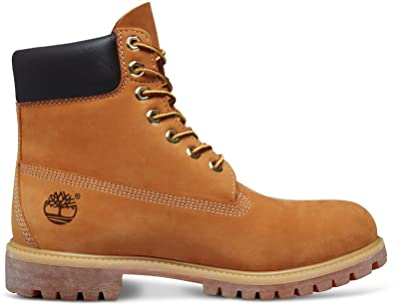 timberland hommes's 6-inch bottes brown timberland