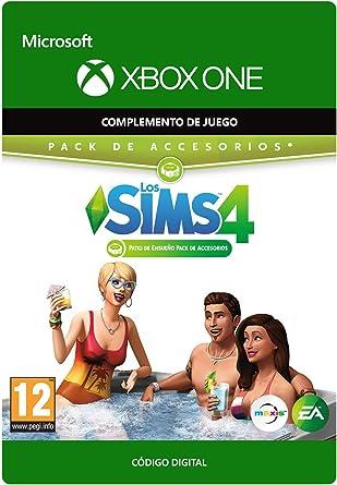 THE SIMS 4: PERFECT PATIO STUFF | Xbox One - Código de descarga ...