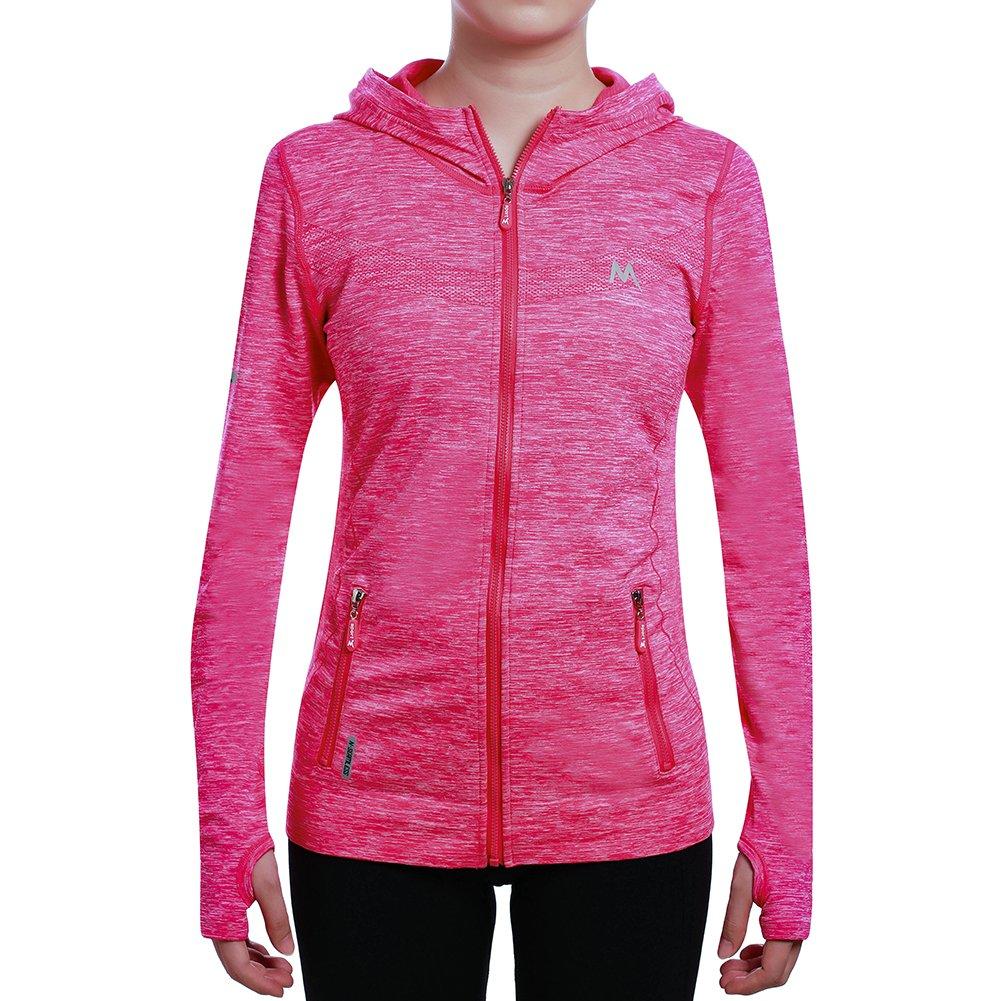 SEEU Sport Clothes for Women Rose S