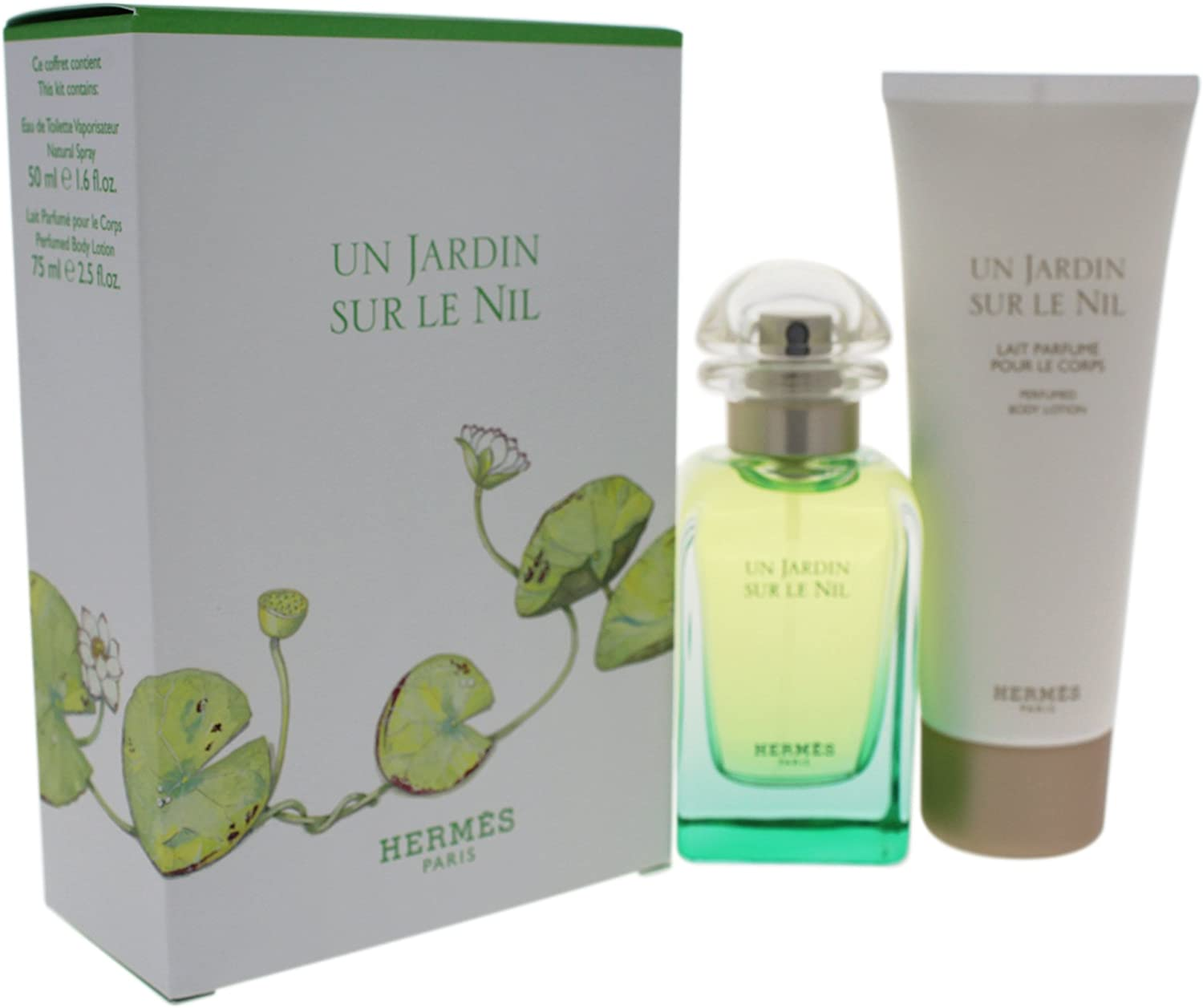Un jardin sur le nil 2 stk. Geschenk-set (eau de toilette spray 1,6, o.: Amazon.es: Belleza
