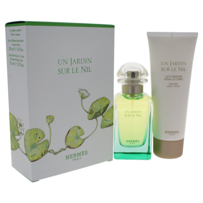 Hermes Un Jardin Sur Le Nil for Women 2 Pc. Gift Set