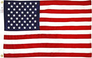Valley Forge American Flag 2ft x 3ft Sewn Nylon Flag