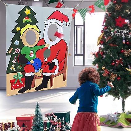 Photo Door Banners Door Decor Christmas Party Decor Ugly Sweater Awkward Door Banner for Christmas 1 Piece Fun Express