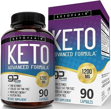 mejores píldoras de dieta keto en amazon