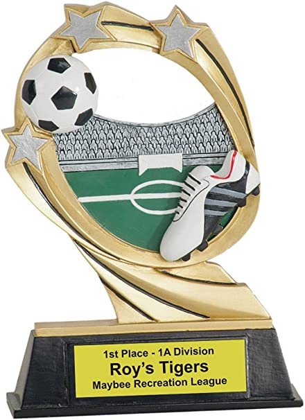 "CRICKET Ball Trophy FREE ENGRAVING Personalised Engraved Award 7/"" or 8/"" Winner"