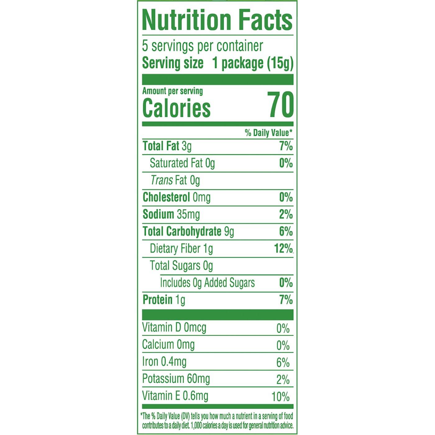 Gerber Graduates Organic Veggie Crisps, Green, 0.26 oz