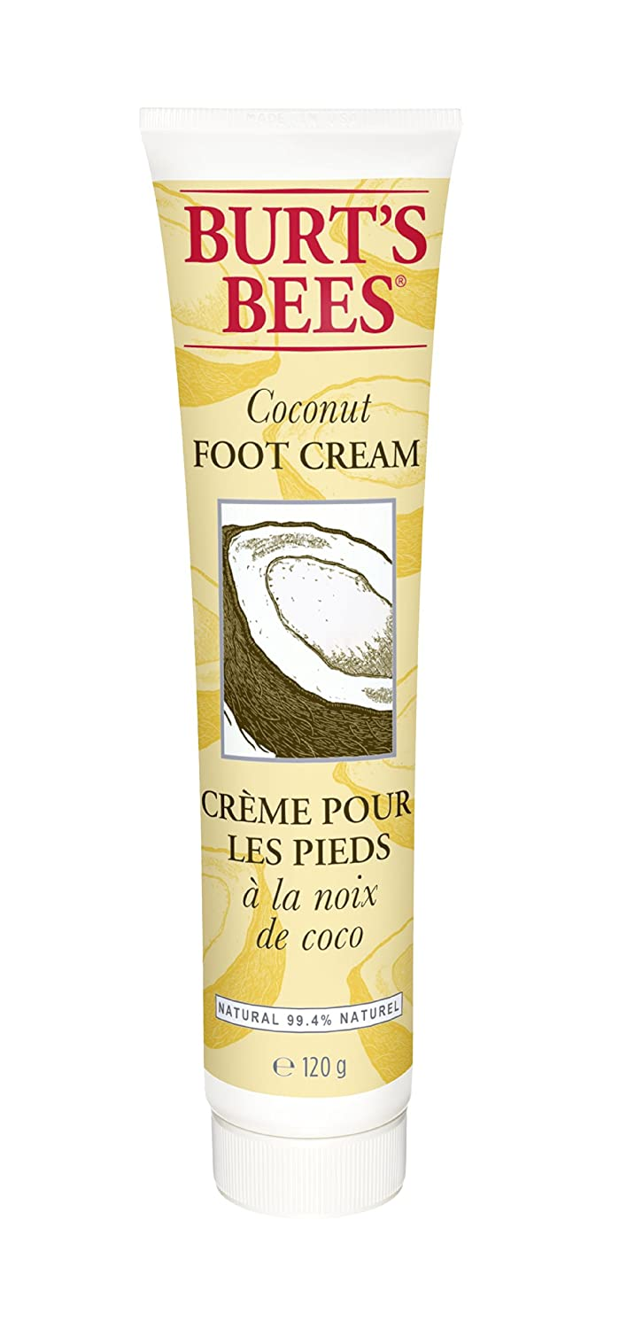 burts bees foot cream review