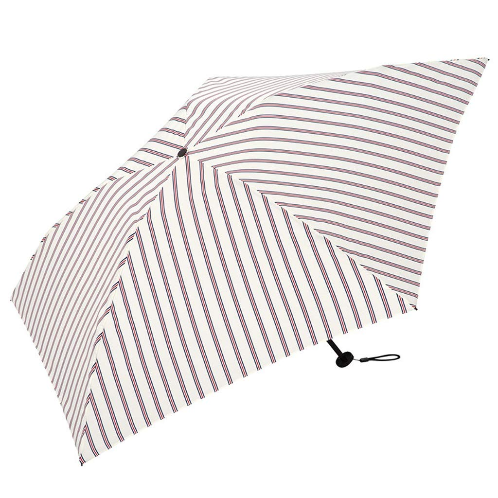 G  Parapluie léger, pneumatique Pliant, imperméable, imperméable ZJING (Couleur   D)
