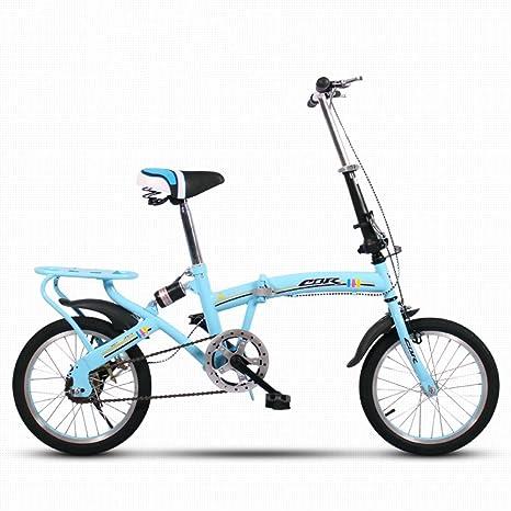 Bicicleta plegable bambina opiniones