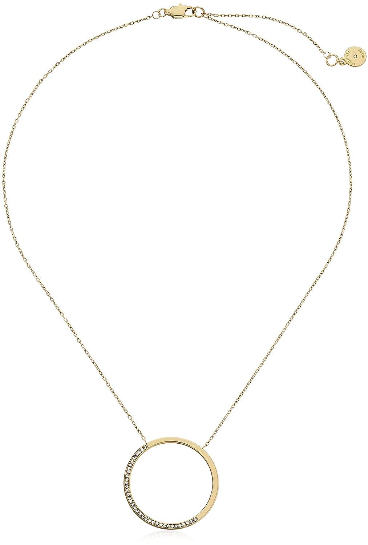 Michael Kors Women's Chain Stainless Steel Gold MKJ5519710 RrJr3PJYx6