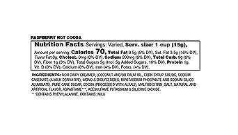 Amazon Com Soho Molten Raspberry Hot Chocolate Pods For Keurig K