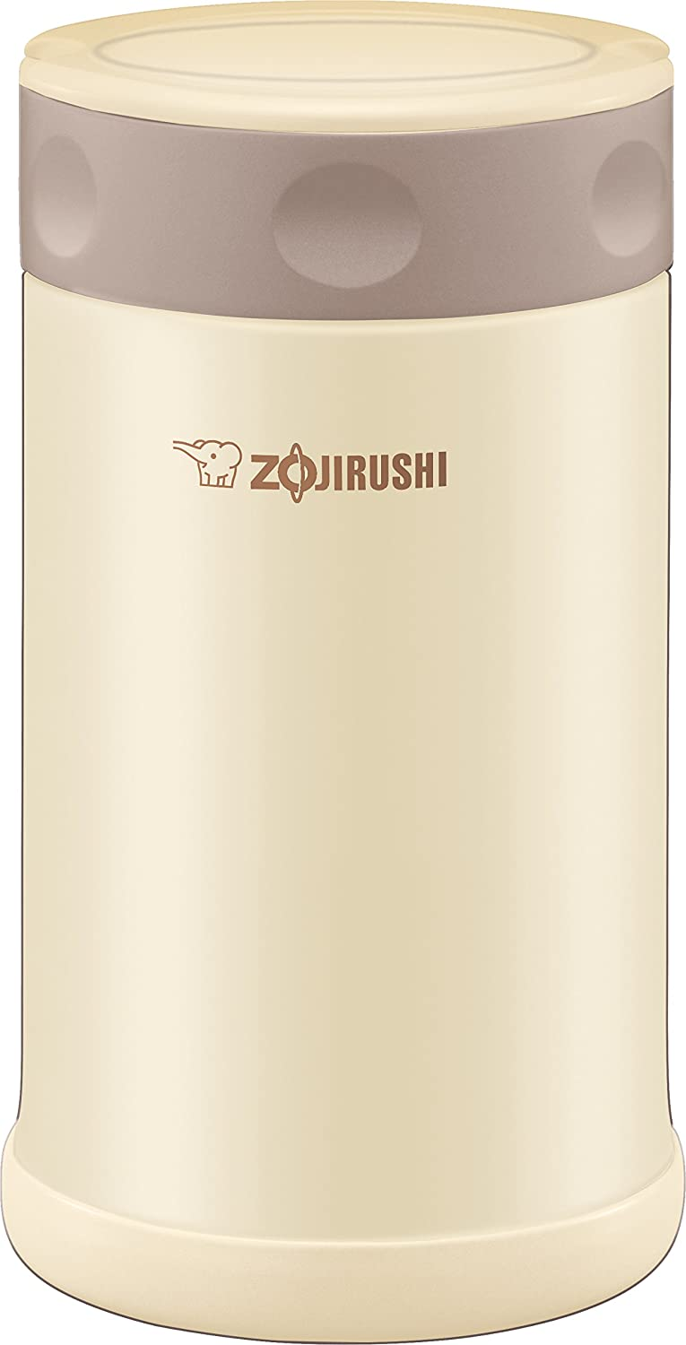 Zojirushi SW-FCE75CC Food Jar 25-Ounce Cream