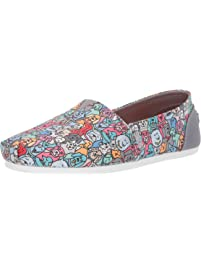Skechers Womens Bobs Plush - Woof Party Flats