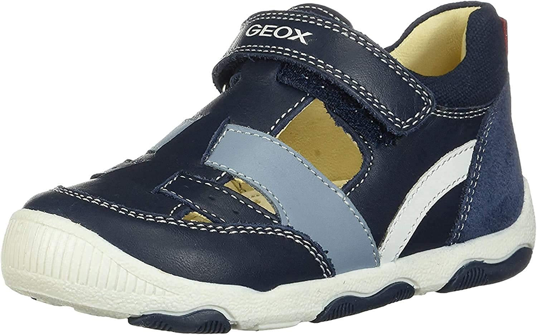 Geox Baby-Boys New Balu B Suede First