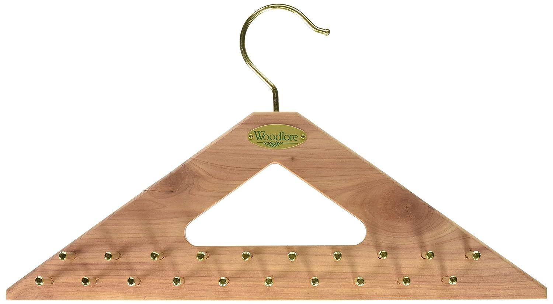 Woodlore Tie Hanger up to 40 Ties 82020