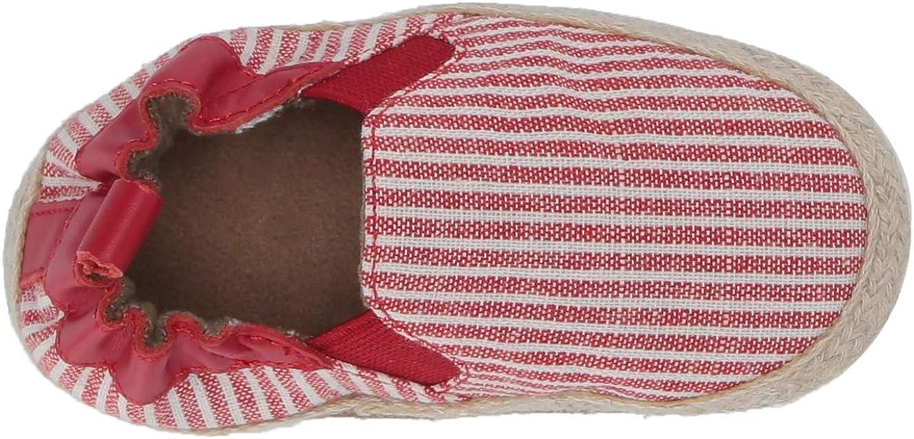 Robeez Baby-Girls Slip on Soft Soles Crib Shoe