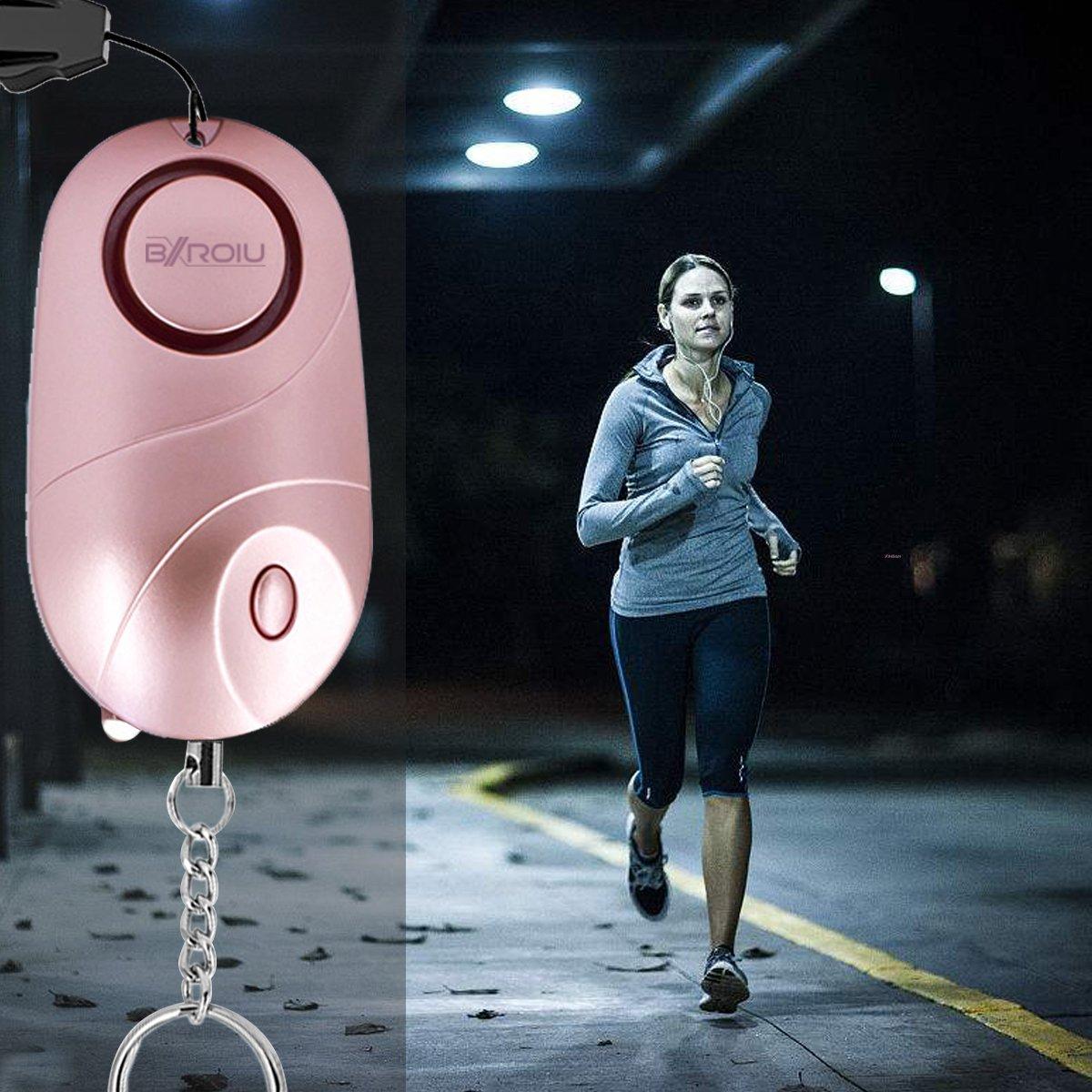 BXROIU BXR0IU-CM Persönlicher Alarm, 0.5 W, 4.5 V