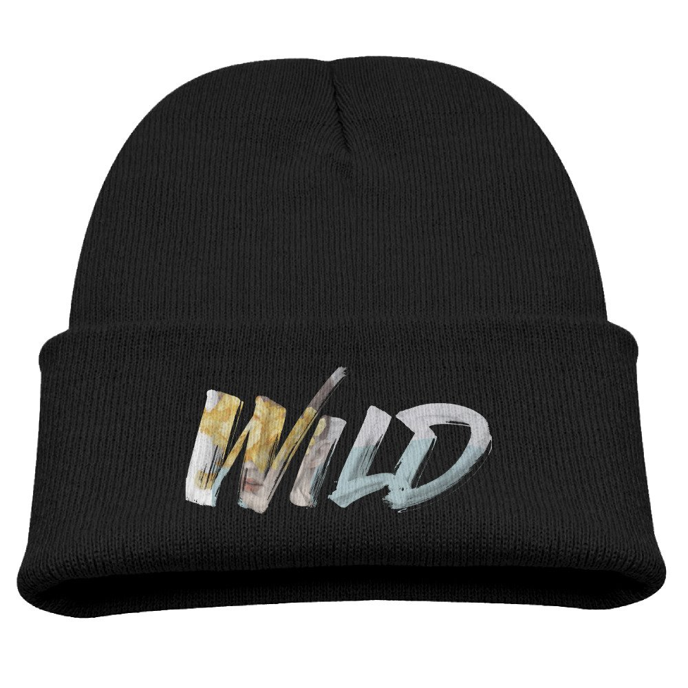 Beanie Hat Troye Sivan Wild Logo Winter Warm Boys/Girls Harrietoop