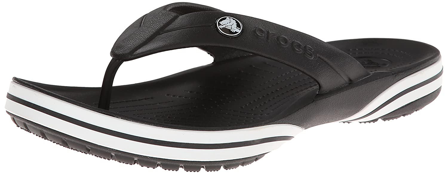 9d98dbd0d crocs Unisex Crocband-X Flip Flops Thong Sandals  Buy Online at Low Prices  in India - Amazon.in