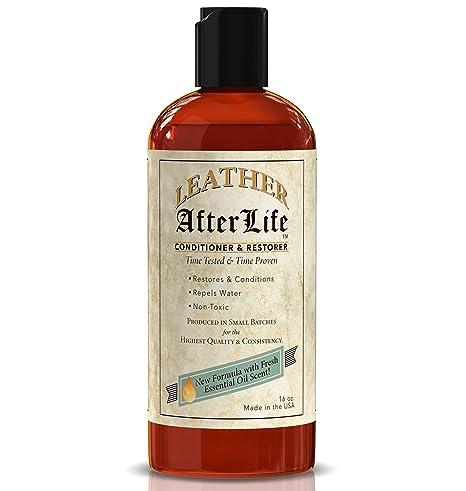Amazon.com: Protector de piel de Leather Afterlife para ...
