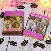 Beginners Vergulde Romantic Angel Oracle Cards, 44 Sheets Meest Innovatieve Tarot Card Game Cards, Engel, God Kaarten…