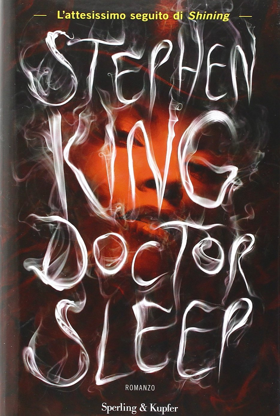 V TURNO - 1° GIRO - Horror - Si legge Doctor Sleep - stephen King 71XKegYCK6L