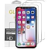【3枚セット】iPhone XR ガラスフィルム アイフォンXR 強化ガラス全面保護 フィルム 高硬度9H/高透過率/3D Touch対応/自動吸着/気泡ゼロ6.1インチ対応 by maxvinci