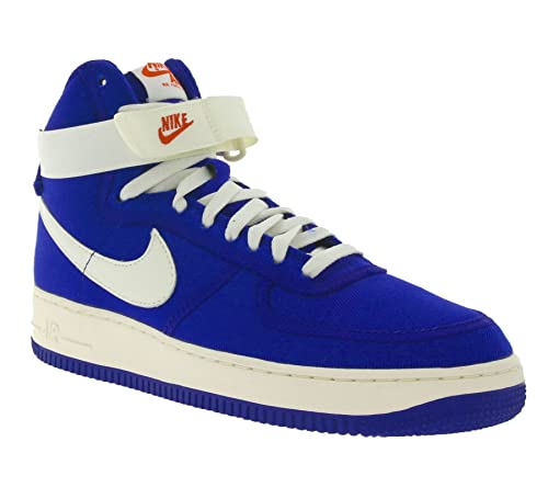 Uomo Qqrrzs Nike Amazon Sportive It High Scarpe Retro Air 1 Force 41qTPB1w