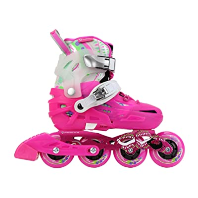 Flying Eagle S6S Adjustable Junior Skates : Sports & Outdoors