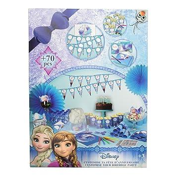 Disney Frozen DARP-CFRO094 Juguete Personalizado para Fiesta ...