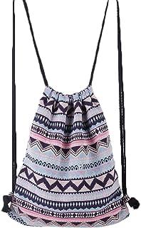 Gespout doppia tela spalle zaino impermeabile portatile palestra sacca grande lattice pieghevole borsa da viaggio, Pink