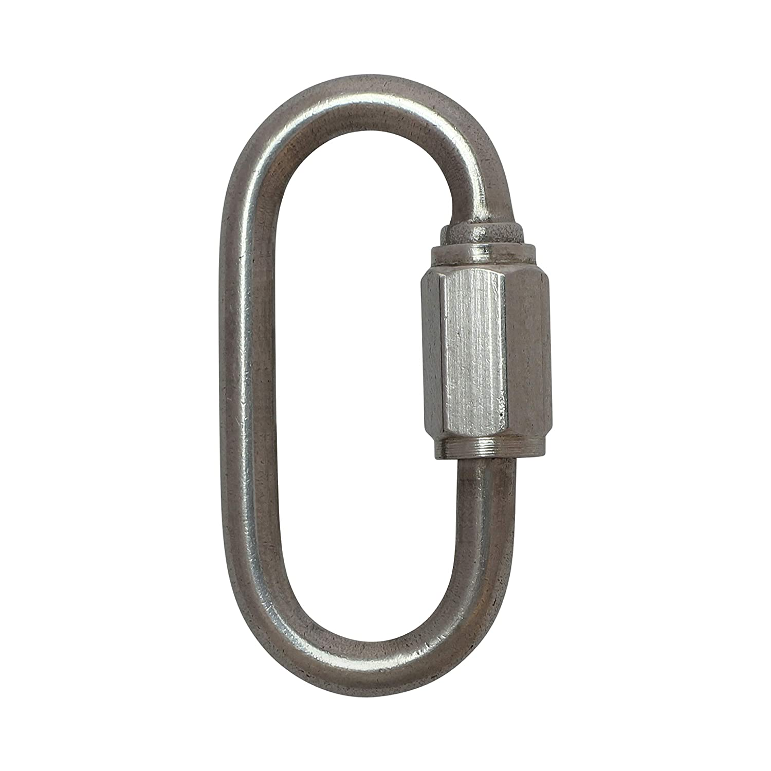 5 Pack RCH Hardware QL-SS03-35 Stainless Steel Quick Link 8 Gauge Black