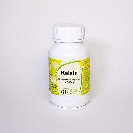 GHF - GHF Reishi 90 cápsulas 500 mg