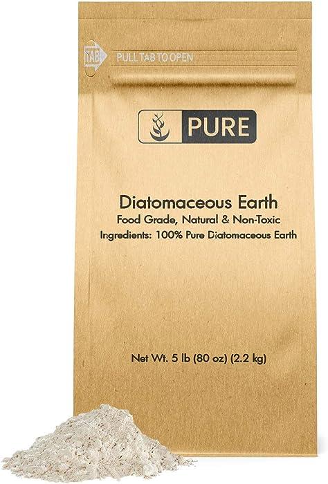 Top 9 Food Pure Diatomacous