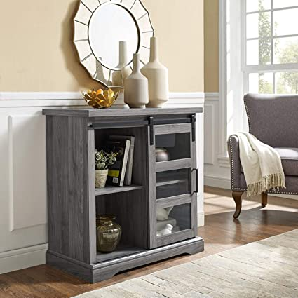 Amazon.com - Accent Storage Cabinet - Contemporary Storage ...