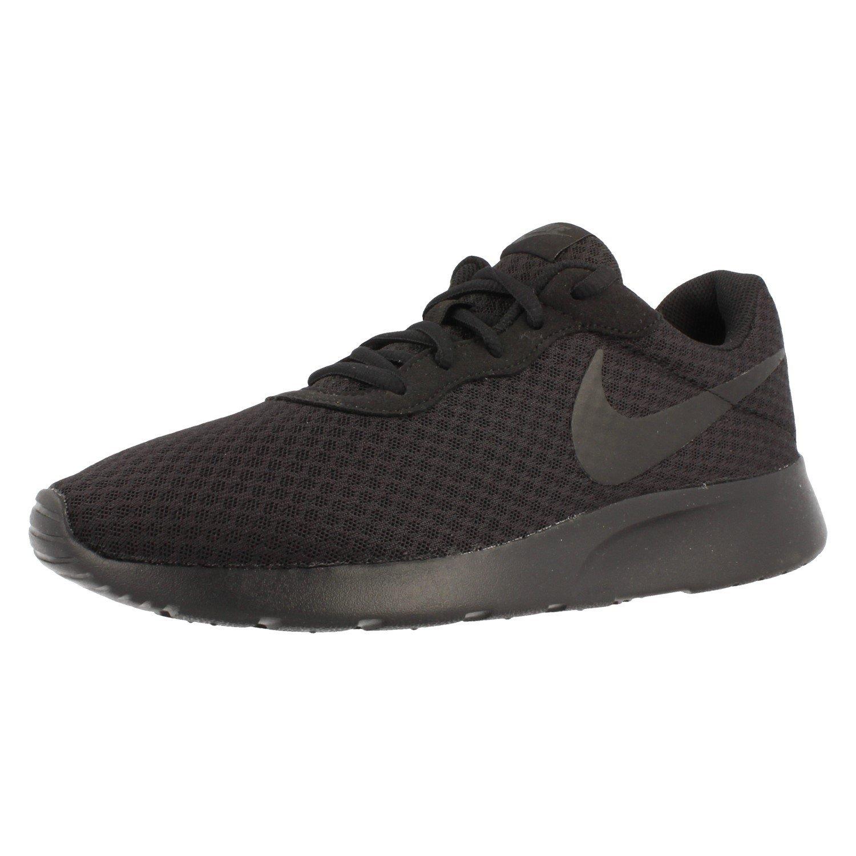 8b20398b835 Nike Men s Tanjun Black Black Anthracite Running Shoe 10.5 Men US   Amazon.in  Shoes   Handbags