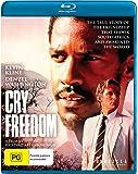 CRY FREEDOM (BLU-RAY)