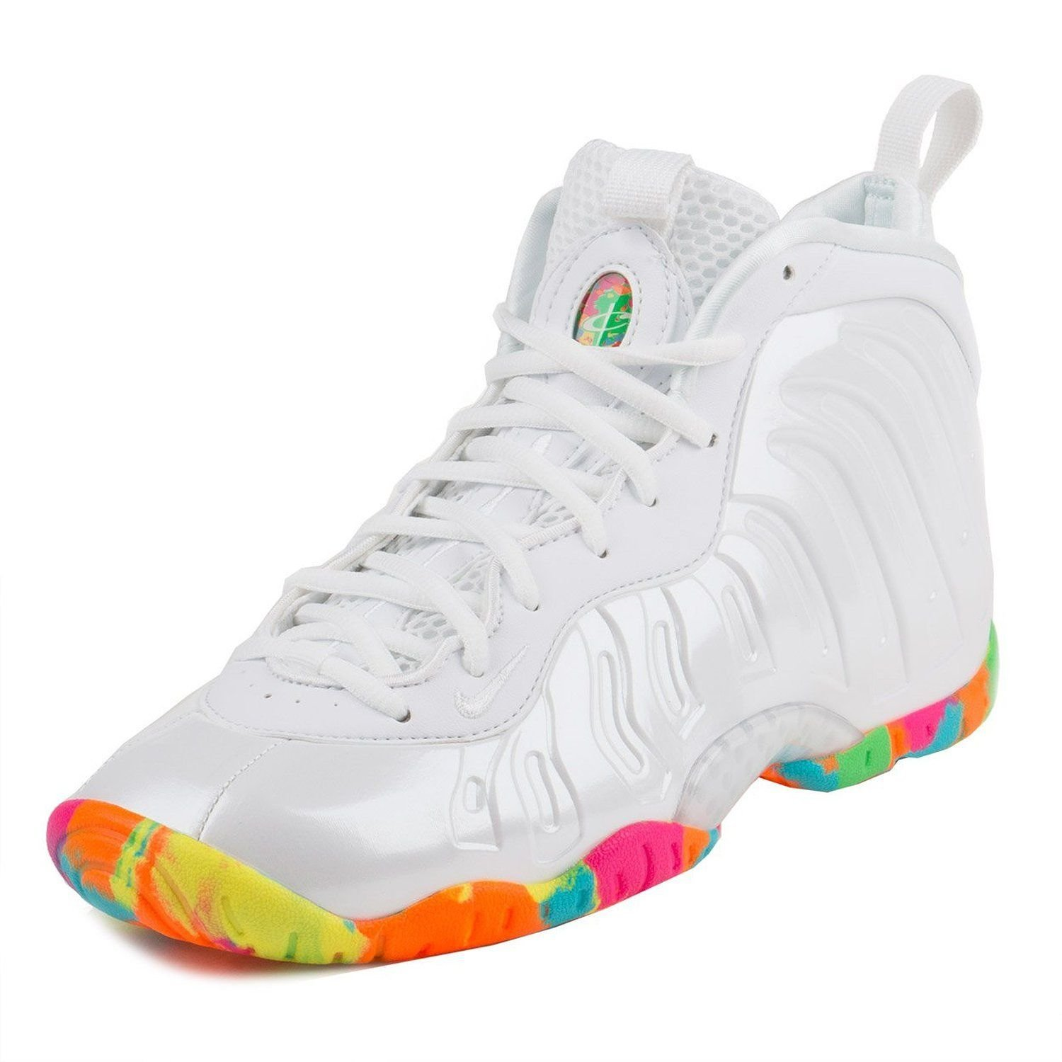 567856c36ad19 ... hot amazon nike foamposite little posite one fruity pebbles size 2 ps  basketball 0f247 ac40c