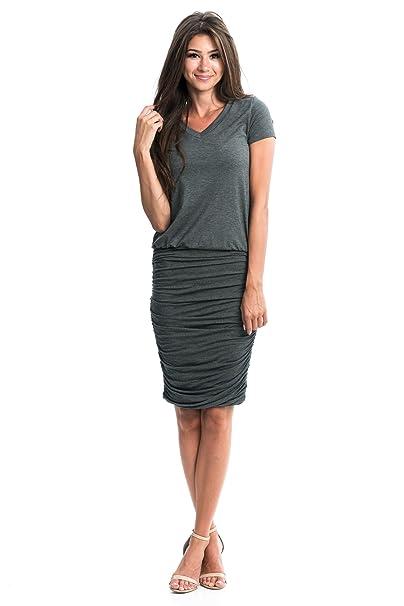 903f422b452 Brigitte 24 7 Dress by Sexy Modest  Amazon.ca  Clothing   Accessories