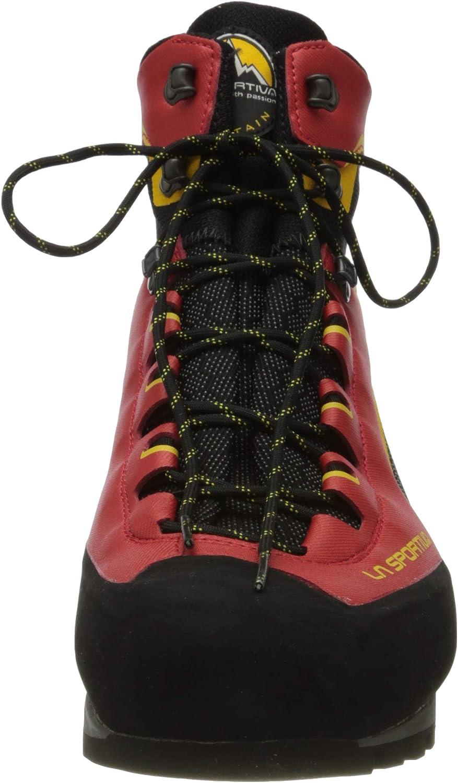 La Sportiva Trango Tower GTX Red/Yellow, Botas de Senderismo Unisex Adulto