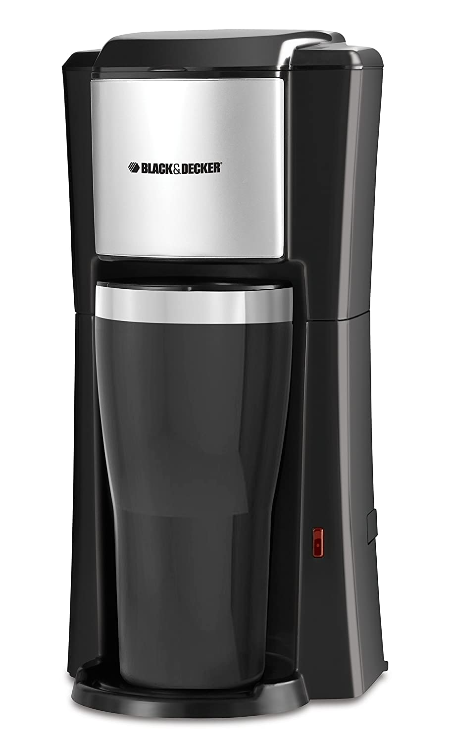 Blackdecker Single Serve Coffee Maker Includes One Dishwasher Safe
