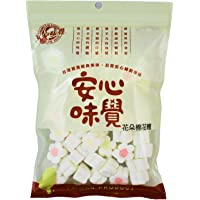 安心味觉牌花朵形棉花糖70g(台湾进口)