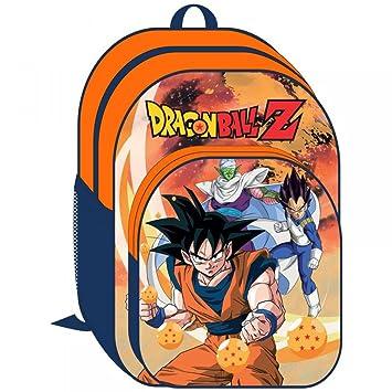 sac dos cartable 42 cm dragon ball z pour garon - Cartable Dragon Ball Z