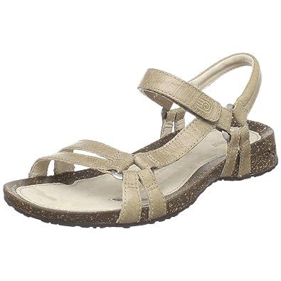 074edef19b64 Teva Women s Ventura Cork 2 Leather Sandal